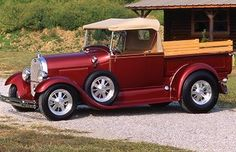 '29 Ford Roadster Pickup...Brought to you by #CarInsurance at #HouseofInsurance in Eugene, Oregon