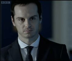 Jim Moriarty in A Scandal in Belgravia