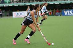 Resultado de imagen para luciana aymar jugando al hockey