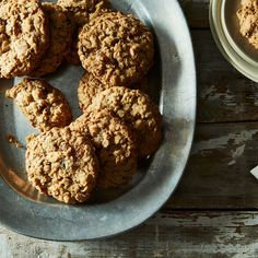 Oatmeal Cookies with White Chocolate and Golden Raisins Recipe on Food52 recipe on Food52