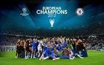 UEFA Chelsea champions 2012