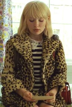 Emily Browning as Eve in 'God Help The Girl' (2014). Costume Designer: Denise Coombes.