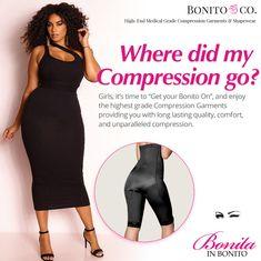 2bb303d37abbb Compression Garments Fajas   Shapewear Bonito   Co