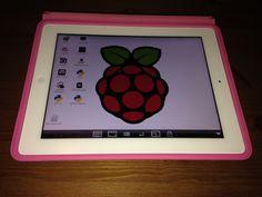 Raspberry Pi on iPad--using iPad as Raspberry Pi monitor Pi Projects, Arduino Projects, Rasberry Pie, Raspberry Computer, Raspberry Projects, Computer Diy, Linux, Ipad, Cool Stuff
