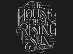 The House Of The Ris http://ift.tt/1pEBQfW