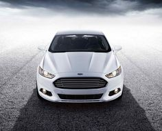 Automakers On The Road To Self-Driving Cars: 2013 Ford Fusion