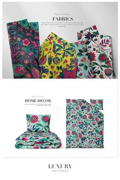 Beautiful Patterns, Print Patterns, Luxury, Home Decor, Fashion, Moda, Decoration Home, Room Decor, Fashion Styles