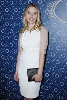 Lainey Gossip Scarlett Johansson stripped down and gorgeous in Paris