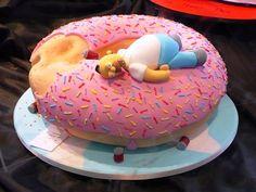 Homer Simpson Cake HA