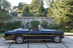1960 Alvis TD 21 Drophead Coupe by Park Ward - Lovely.