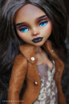 Monster High Custom Doll Now accepting commissions