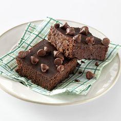 Black Bean Brownies Recipe from Taste of Home -- shared by Kathy Hewitt of Cranston, Rhode Island