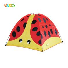 43.99$  Watch now  - Kid Foldable Play Tent Folding Tent Kids Children Boy Castle Cubby Play House Kids Gifts Outdoor Game