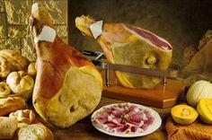 Prosciutto di Carpegna, #Marche - www.BedAndBreakfastItalia.com - #MarcheFood #ItalianFood #Food #Italy