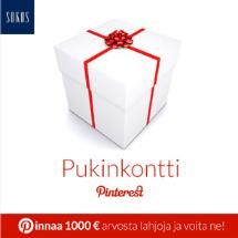 Seuraa Sokos Pukinkontti -tauluani tai tee omasi! / Follow my Sokos Pukinkontti board or make your own! | #Sokos #Pukinkontti