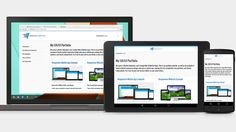 Responsive Web App on multiple devices