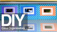 DIY:: Tu Organizas Transforma  Caixa organizadora