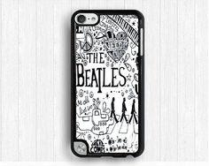 the beatles Ipod touch 4 case,letter iPod touch 5 case, HIP-HOP IPod 5 case,Graffiti-art Ipod 4 case,unique touch 4 case,touch 5 case on Etsy, $9.99