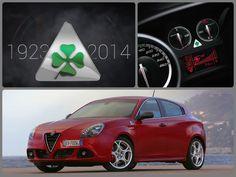 Symbol tradycji i kwintesencja innowacyjności wraca z okazji 60-lecia Alfa Romeo Giulietta. Sprawdź Quadrifoglio Verde na http://www.alfaromeo.pl/pl/#/models/quadrifoglio-verde