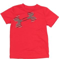 Under Armour Baby Tee for Boys Red, 18 Months « Clothing Impulse