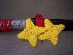 Ravelry: Ninja Star pattern by Corina Gray