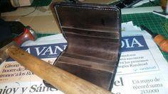 Wallet retro