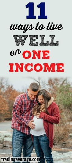 11 Ways To Live Well On One Income Looking for ways to live on one income? Here are 11 tips on how to live on one income, so you can stay at home with your kids, build up your savings, or save for retirement. Frugal Living Tips, Frugal Tips, Frugal Meals, Budgeting Finances, Budgeting Tips, Ways To Save Money, Money Saving Tips, Money Tips, Life On A Budget