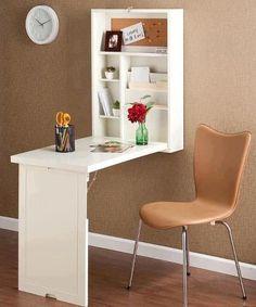 Home office para espaços pequenos!