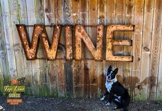 Marquee Letters, Marquee Lights, Wine Signs, Bar Signs, Vintage Metal, Vintage Signs, Metal Edging, Logo Sign, Stage Set