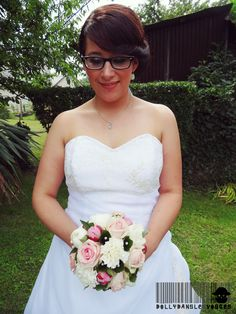 Dolly dans les Vosges | La robe de mariée, que j'ai de mes doigts cousu | Wedding dress