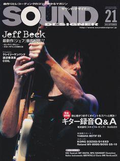 Sound Designer Jeff Beck, Native Instruments, Entertainment, Magazine, Digital, Movie Posters, Film Poster, Magazines, Billboard