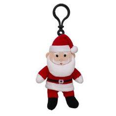Build-A-Bear Workshop Santa Tiny Clip