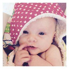 Picture from JoyfromJoyce Lovely warm #swaddle from #Noddles, with #sheep  Fijne warme #wikkeldoek van #Noddles, met #schaapjes #schapen  #pink #multicolour #baby #wrapper #winter #musthave #babymusthave #newborn #handmade #unique #Amsterdam #roze #kleuren #babygirls #girls #girl #babymeisjes #meisjes #meisje #uniek #handgemaakt #joyfromjoyce