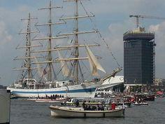 Sail Amsterdam 2015 AUGUST