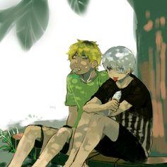 Hide Tokyo Ghoul, Tokyo Ghoul Manga, Kaneki, Twitter, Peeps, Fictional Characters, Random, Military Police, Art