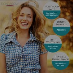 LOOKSWOOW specialize in Cosmetic Dentistry and provide a wide range of services from simple fillings to Hollywood smiles. All our cosmetic services are highly aesthetic and results and materials guaranteed.