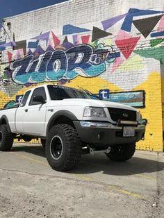 2003 Ford Ranger, Ranger 4x4, Ford Ranger Truck, Ford Pickup Trucks, Truck Rims, Truck Wheels, Future Ford, Cars And Motorcycles, Dream Cars