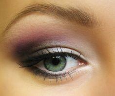Purple & White & Black | Idea Gallery | Makeup Geek