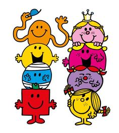 Mr Men Little Miss, Joint Birthday Parties, Monsieur Madame, Little Miss Sunshine, Fourth Birthday, Cartoon Faces, Wallpaper Iphone Cute, Cute Illustration, Cute Drawings