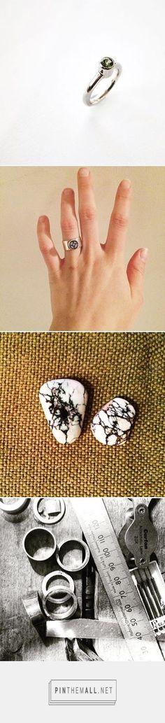 Glacier Jewellery Design @glacierjewellerydesign Instagram photos, South Australian Contemporary Jewelry Designer