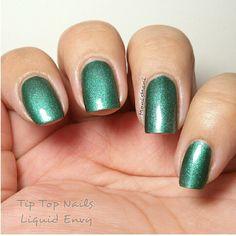 Tip top nails liquid envy