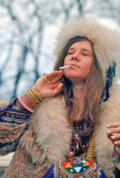 Wish I'd known her.  Janis Joplin... pure legend in the female musician category... sad she's gone. Love her work.