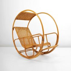 wicker patio rocking chairs under $150 | Italian Rattan Rocking Chair