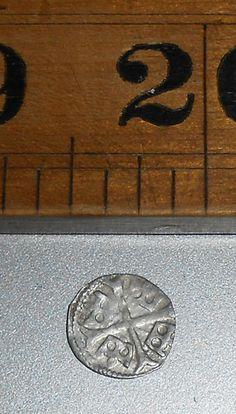Knight Templar cross coin