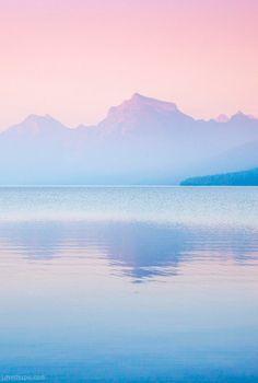 beautiful sunrise photography colorful beautiful water mountains lake