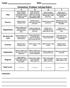 K-12 Everyday Rubric Collection Set