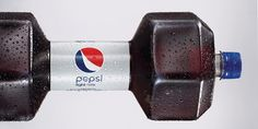 Pepsi's New 'Dumbbell' Design — The Dieline - Branding & Packaging