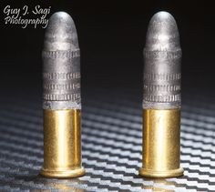 You never know what you'll find buried in your rimfire #ammo collection. This is Blount Quik-Shok in .22 LR.