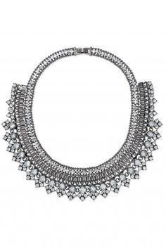 Stella & Dot Palladian Necklace | www.bellestrategies.com