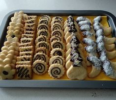 Tea Recipes, Sweet Recipes, Dessert Recipes, Nazook Recipe, Cookie Desserts, Cookie Recipes, Desserts Drawing, Cookie Exchange Party, Waffle Cake